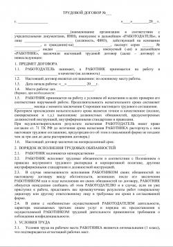 Трудовой договор по сдельной оплате труда образец 2 ндфл бланк 2019