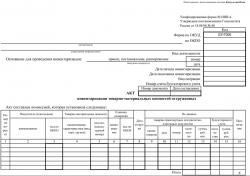 Как писать акт передачи документов | Адвокатская лига