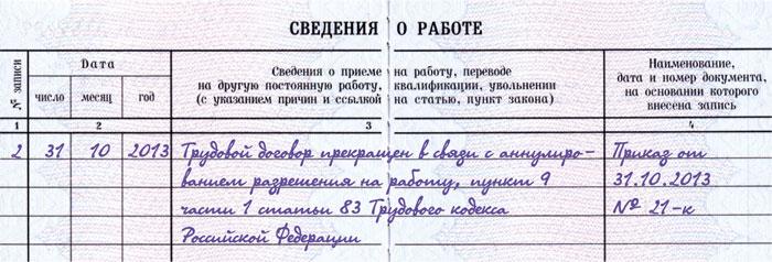 Увольняем иностранных работников без проблем