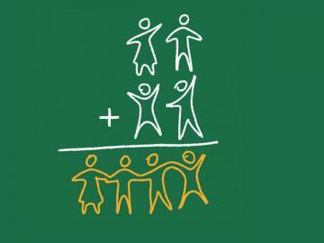 Чтобы правильно составить график работы, в первую очередь нужно определить количество человек на одно рабочее место
