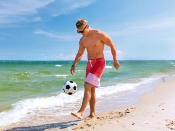 Не каждый выбирает ленивый отдых во время отпуска. Почему бы не заняться активными видами спорта в этот период{q}