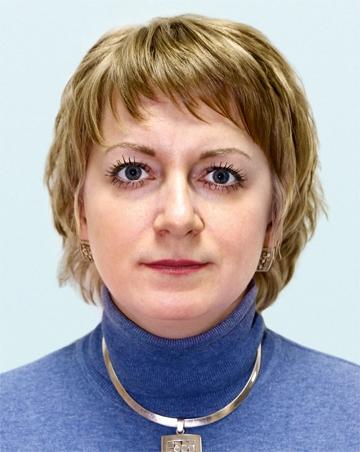 КОЛОЗИНА Надежда Алексеевна
