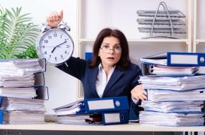 Новости: Предпенсионер не обязан работать сверхурочно