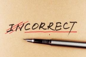 Новости: Старые «прибыльные» ошибки иногда можно исправить в текущем периоде