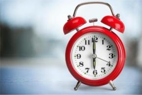 Новости: 8 мая рабочее время на час меньше